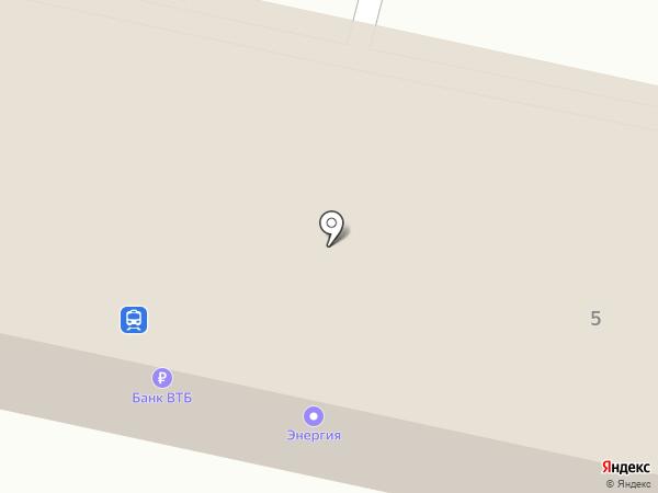 Банкомат, Банк ВТБ 24 на карте Оби
