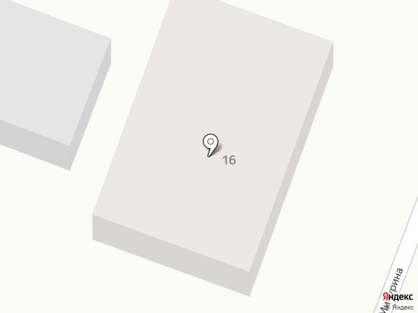 Торгово-сервисная компания на карте Марусино