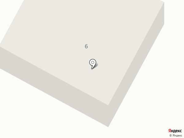 Балтшвей на карте Марусино