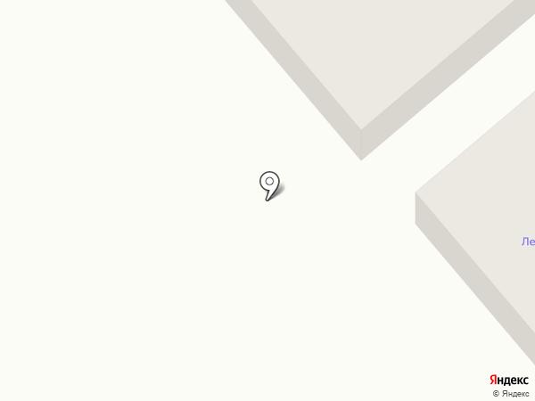 Кудряшовская Заимка на карте Приобского