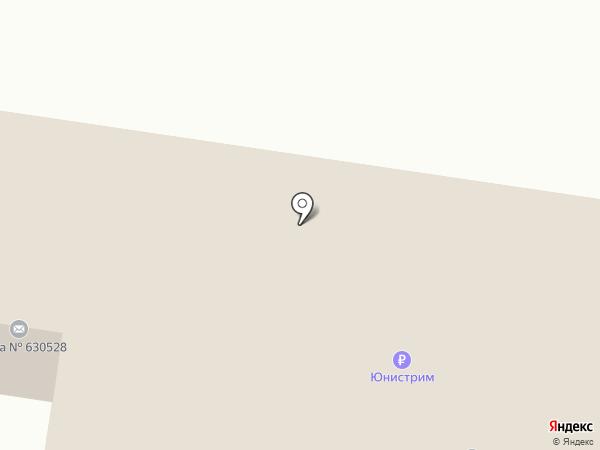 Досуговый объект на карте Приобского