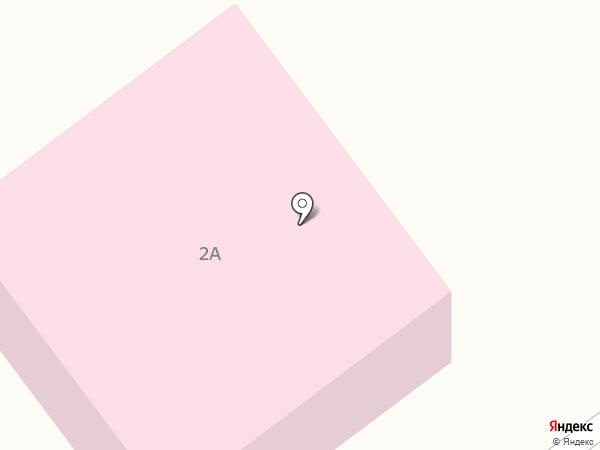 Амида на карте Приобского