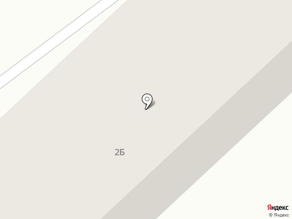 Гранат на карте Приобского
