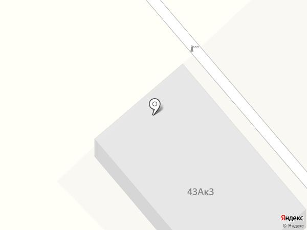 АвтоСтройКомплект на карте Новосибирска