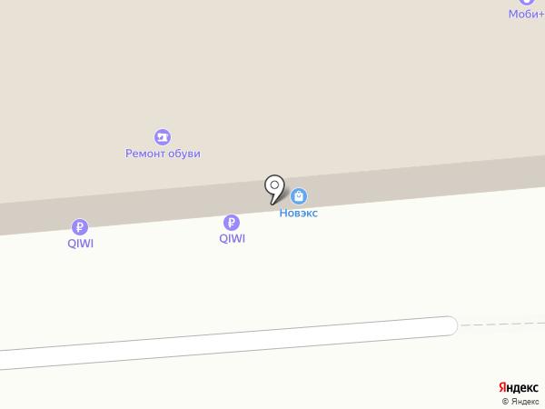 Магазин сувениров и подарков на карте Новосибирска
