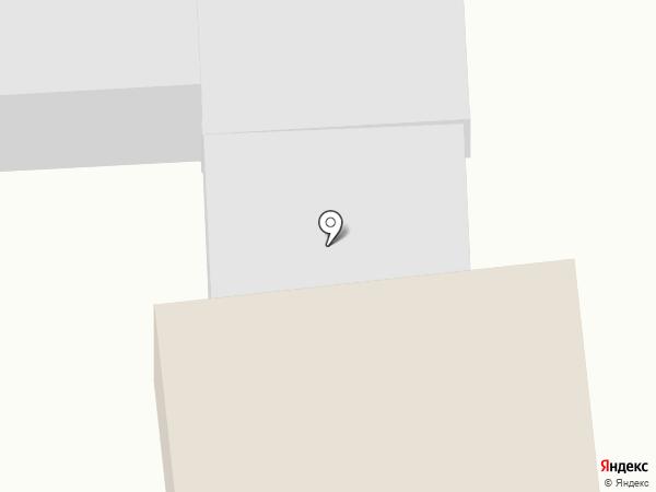 Грин Вей на карте Новосибирска