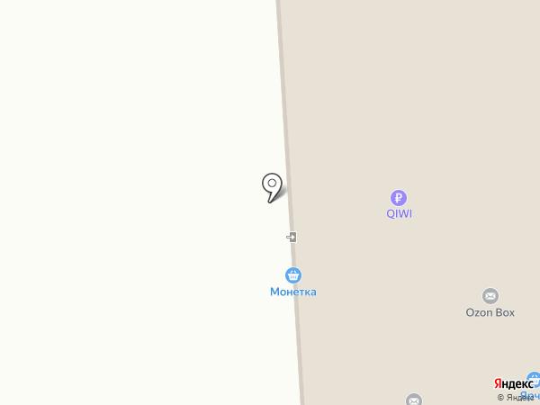 Telepay на карте Новосибирска