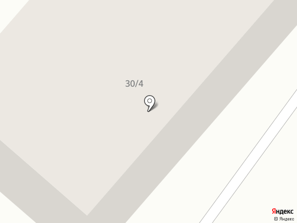 Молодежный на карте Мочища