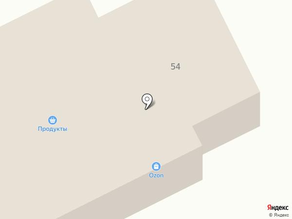 Магазин эконом-класса на карте Ленинского