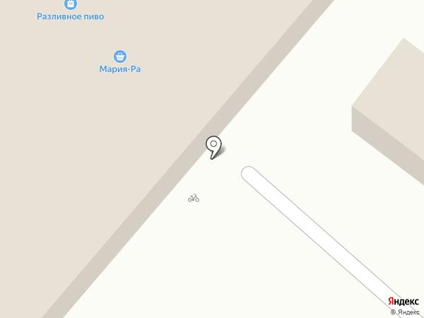 Мария-РА на карте Мочища