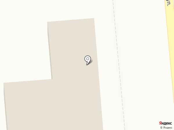 БРОН на карте Новосибирска