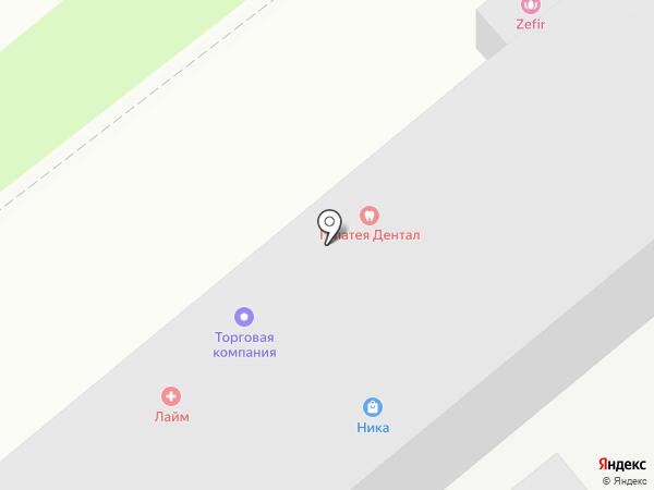 Город Мастеров на карте Новосибирска