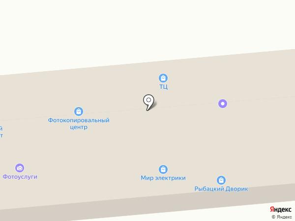 Кратон на карте Новосибирска