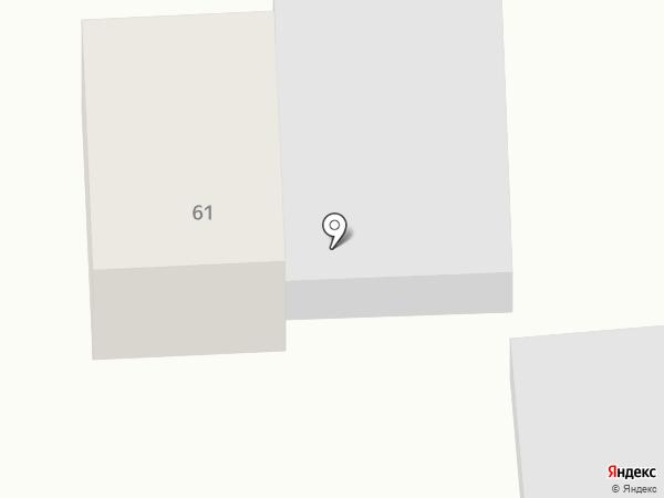 Алешин Д.Н. на карте Новосибирска