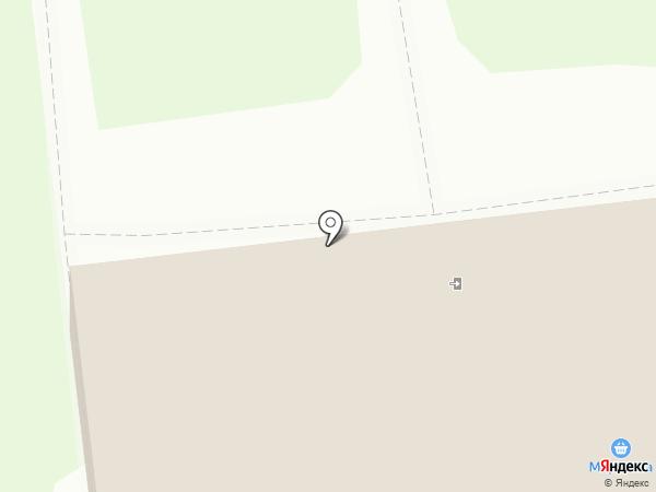 МЕГАПИКСЕЛЬ на карте Новосибирска