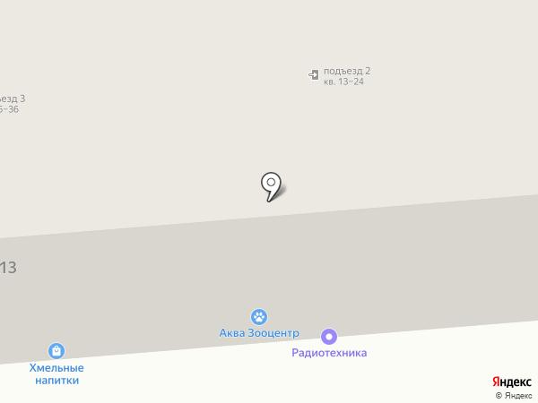 АБК-ИНСТРУМЕНТ на карте Новосибирска