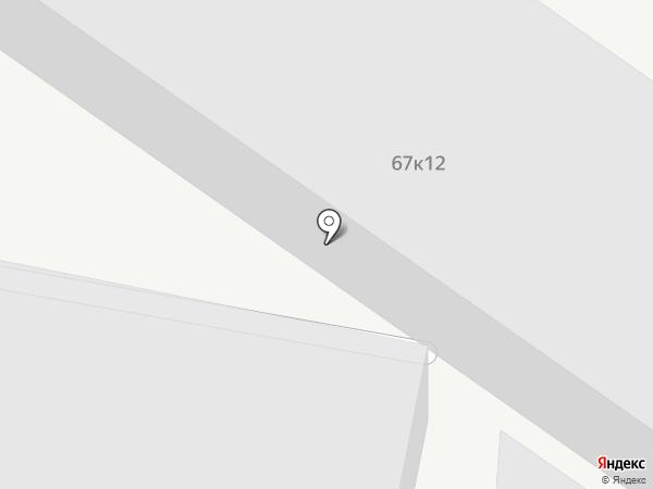ЗапСибМеталл на карте Новосибирска