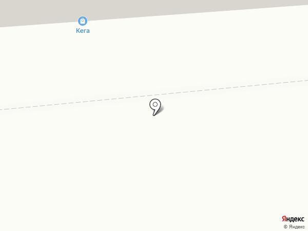 Аптека Радуга на карте Новосибирска