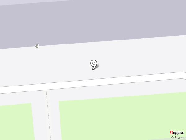 Роботрек на карте Новосибирска