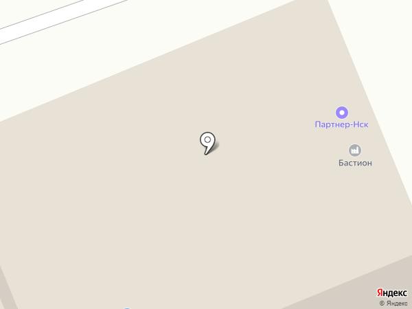 ЛАУТЕР ЛЮФ на карте Новосибирска