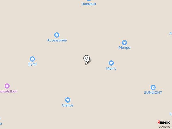 Магазин спортивного питания на карте Новосибирска