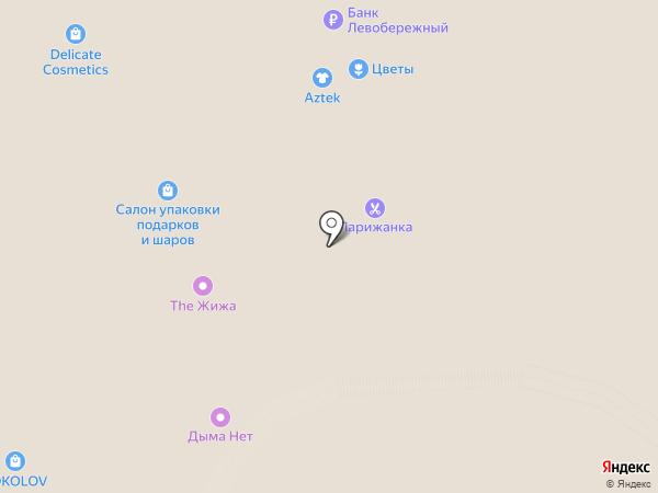 Aztek на карте Новосибирска