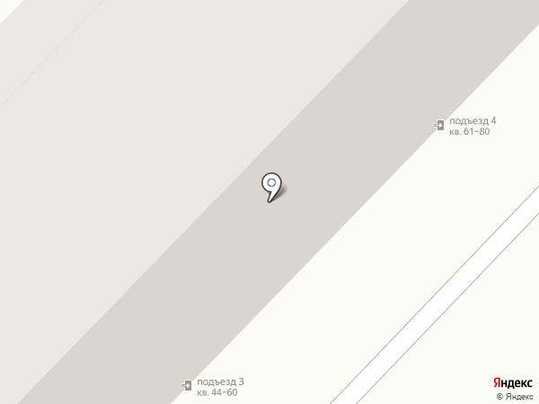 Калита на карте Новосибирска