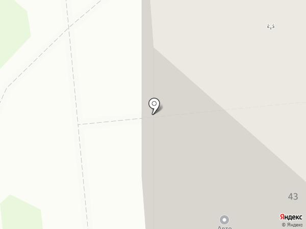 KOMOD на карте Новосибирска
