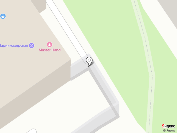 MASTER HAND на карте Новосибирска