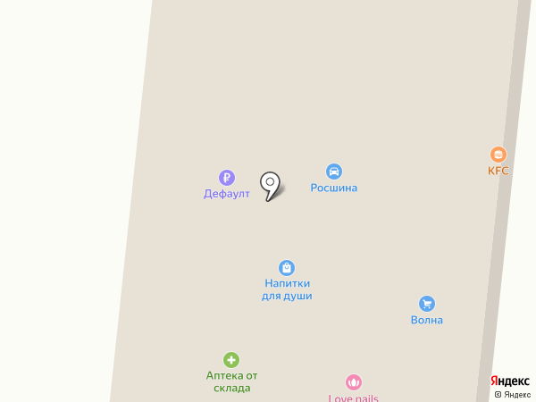 Гелия на карте Новосибирска