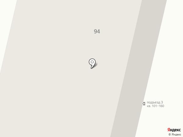 Автокомплект на карте Новосибирска