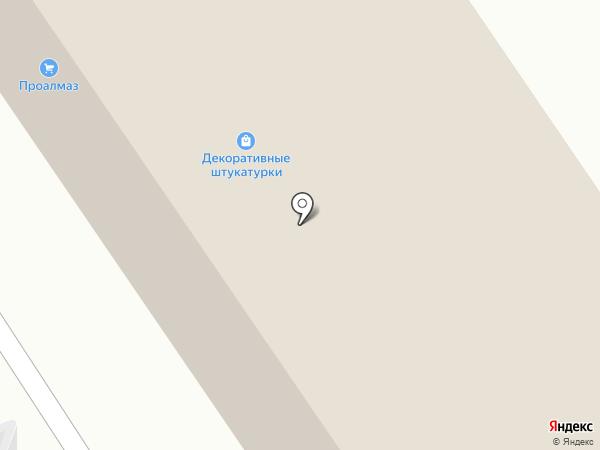 ФЕМИДА на карте Новосибирска