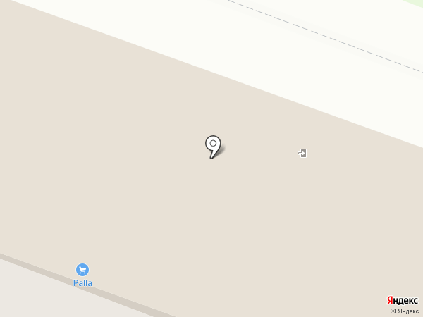 МАЛЬМА на карте Новосибирска