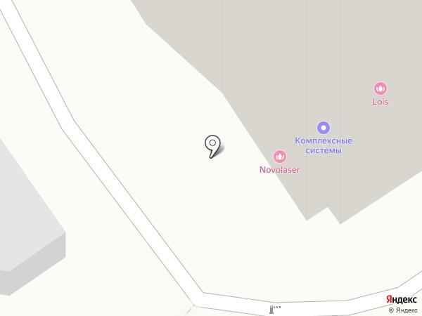 Miko на карте Новосибирска