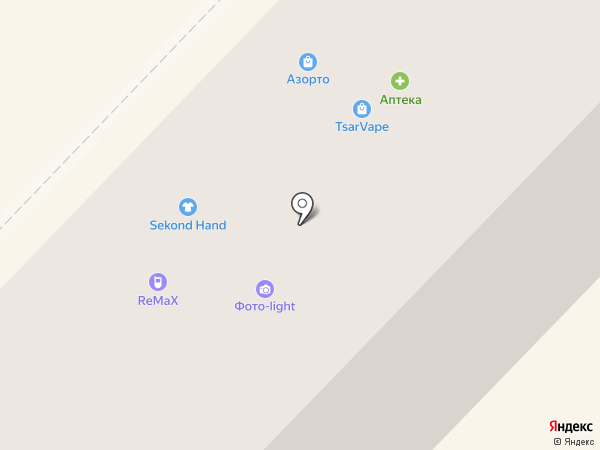 ЖИЛФОНД на карте Новосибирска