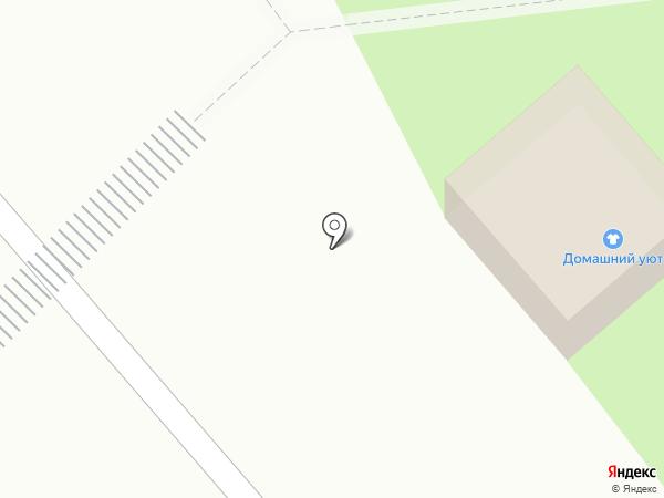 Магазин детских товаров на карте Красного Яра