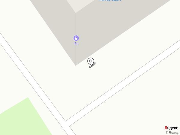 Тальяна на карте Новосибирска