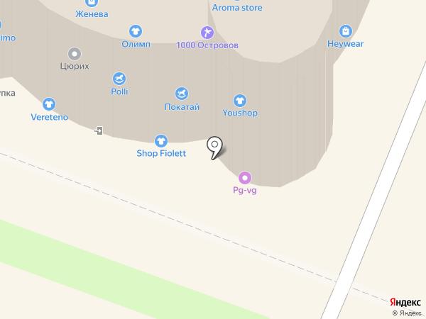 1020place на карте Новосибирска