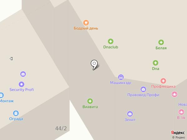 ПРИОРИТЕТ ПРАВА на карте Новосибирска