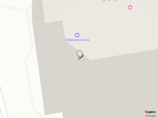 Элинда, ЗАО на карте Новосибирска