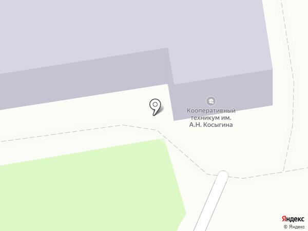 Центр помощи в подготовке к ЕГЭ на карте Новосибирска