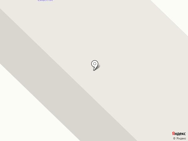 ЛОТОС на карте Новосибирска