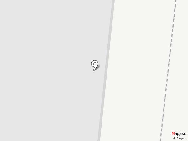 АДАТ на карте Новосибирска