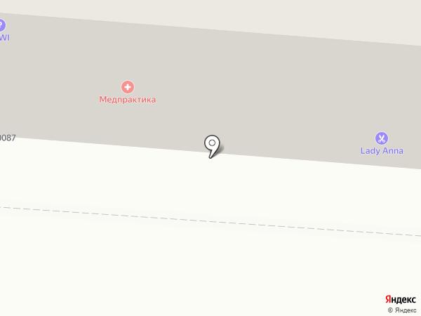 За_Чертой на карте Новосибирска