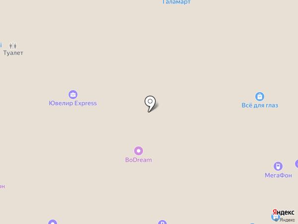 ФИНКЛУБ на карте Новосибирска