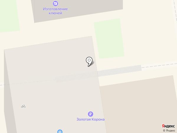 Ваш компьютерный сервис на карте Новосибирска