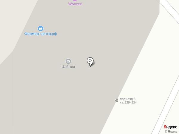 На Немировича на карте Новосибирска