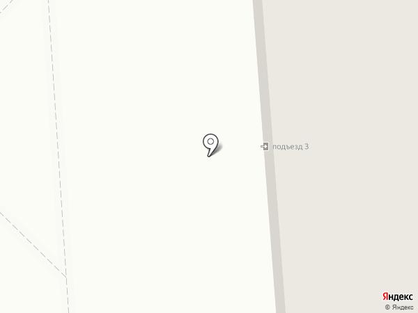 Новосибирский квартал на карте Элитного