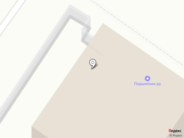 АрсеналАвто на карте Новосибирска