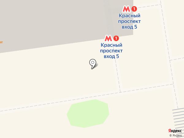 Мастерская еды на карте Новосибирска